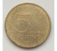Венгрия 5 форинтов 2008