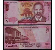Малави 100 квач 2017