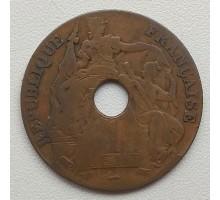 Французский Индокитай 1 сантим 1923
