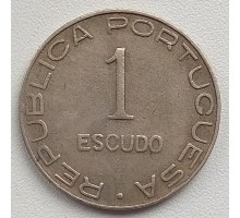 Мозамбик 1 эскудо 1936