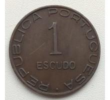 Мозамбик 1 эскудо 1945
