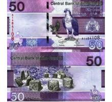 Гамбия 50 даласи 2019