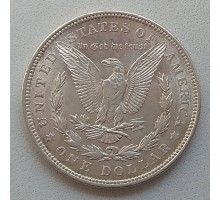 США 1 доллар 1921 серебро