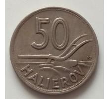 Словакия 50 геллеров 1941