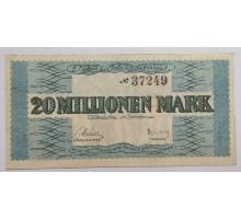 Германия 20000000 марок 1923