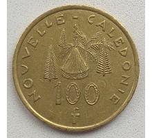 Новая Каледония 100 франков 2006-2017