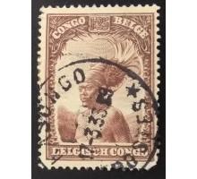 Бельгийское Конго 1931 (5472)