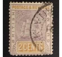 Британская Гвиана 1889 (5489)