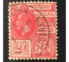 Британская Гвиана 1913 (5491)