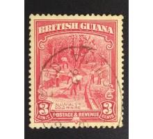 Британская Гвиана 1934 (5492)