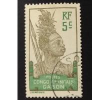 Габон 1910 (5497)