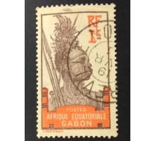 Габон 1910 (5498)