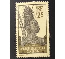 Габон 1910 (5499)