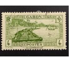 Габон 1932 (5501)