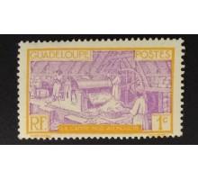 Гваделупа 1928 (5502)