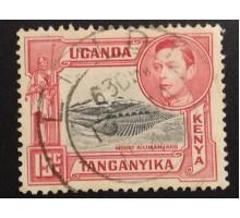 Кения Уганда Танганьика (5532)