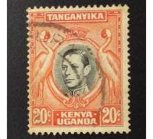 Кения Уганда Танганьика (5533)