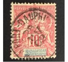 Мадагаскар 1900 (5551)