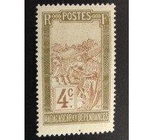 Мадагаскар 1908 (5552)
