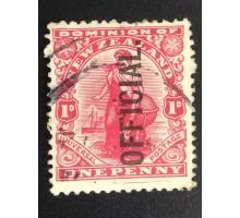 Новая Зеландия 1901 (5593)