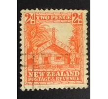Новая Зеландия 1909 (5594)
