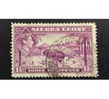 Сьерра Леоне 1938 (5613)