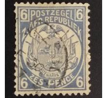 Трансвааль 1885 (5615)