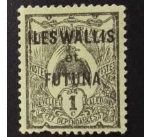 Уоллис и Футуна 1920 (5618)