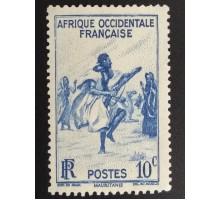 Французская Западная Африка 1947 (5622)