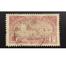 Французский Сомали 1909 (5624)