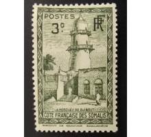 Французский Сомали 1938 (5626)