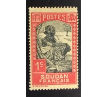 Французский Судан 1931 (5627)