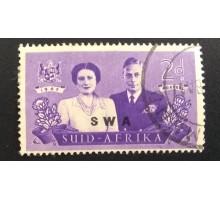 Юго-Западная Африка 1947 (5633)