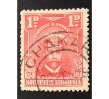 Южная Родезия 1924 (5637)