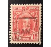 Южная Родезия 1931 (5638)