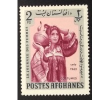 Афганистан 1963 (6027)