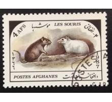 Афганистан 1987. Фауна (6032)