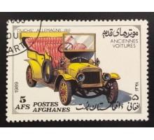 Афганистан 1989. Автомобили (6035)
