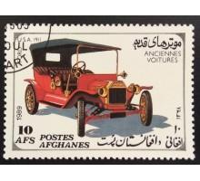 Афганистан 1989. Автомобили (6038)