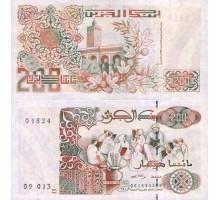 Алжир 200 динаров 1992