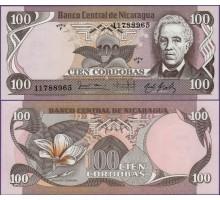 Никарагуа 100 кордоб 1984