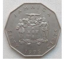 Ямайка 50 центов 1975-1990
