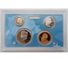 США годовой набор монет 2009 пруф