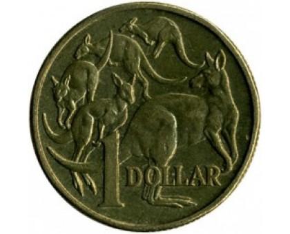 Австралия 1 доллар 1985-1998