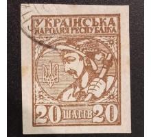 Украина 1918. стандарт (6350)