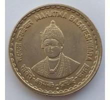 Индия 5 рупий 2006. Махатма Басавешвара
