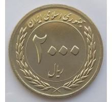 Иран 2000 риалов 2012. Генеральный план
