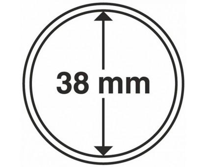 Капсулы для монет 38 мм