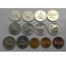 Северная Корея 2002. Набор 13 шт