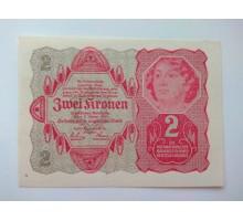 Австрия 2 кроны 1922
